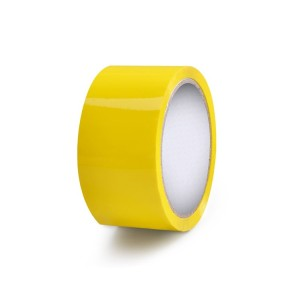 BOPP color packing tape Red Blue Yellow Orange