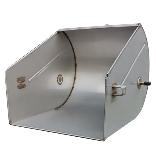 Cason Stainless Steel Sow Pig Feed trough for pig farm - feeder