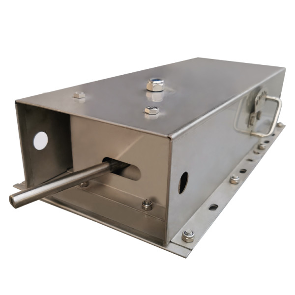 stainless sow feed dispenser for lactating -feeder