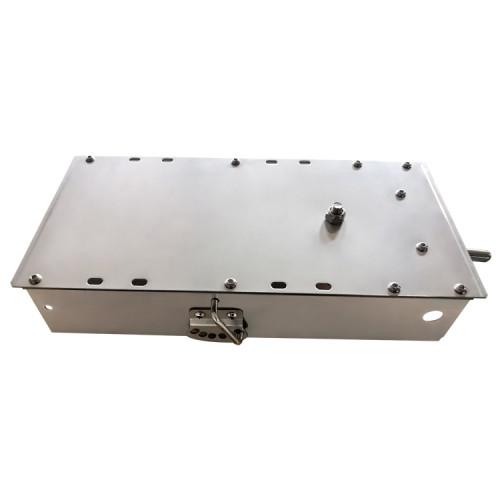 stainless sow feed dispenser for lactating -feeder
