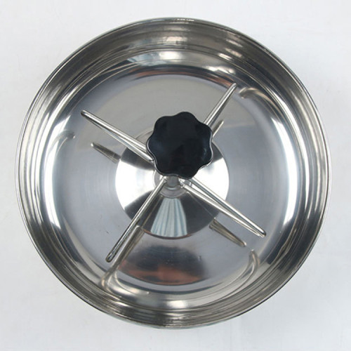 stainless steel feeder for un weaned piglet- piglet feeder