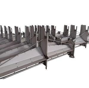 Automatic Manure scrapping machine