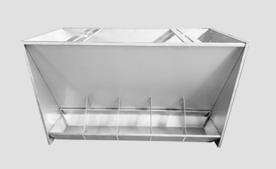 Single /Double –Side Feed Trough
