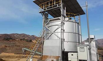 Intelligent chicken manure organic fertilizer fermentation equipment