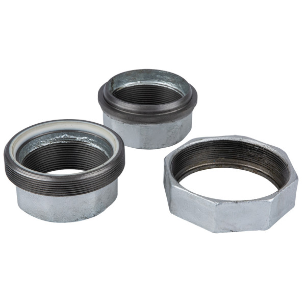 Patented Malleable Fittings
