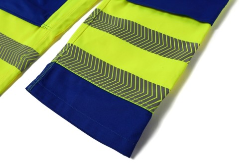 High Visibility Workwear  Pants Polyester/Cotton