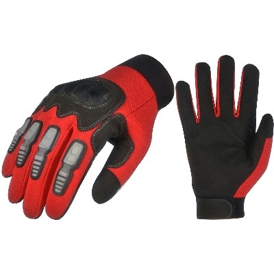 Mechanic gloves-Impact resistant glove