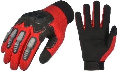 Mechanic gloves-Impact resistant glove