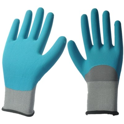 Micro Foam Nitrile Coating gloves