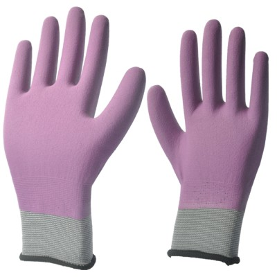 Micro Foam Nitrile Coating gloves