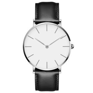 Wholesale classic private label custom logo men women quartz wrist watch