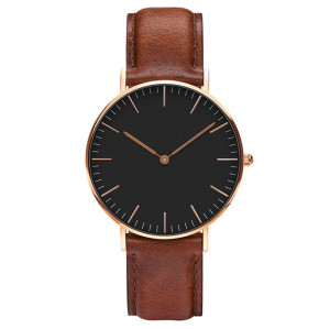 Minimalist Private Label Oem Odm Custom Logo Wrist Watch