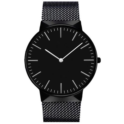 Watch Custom Logo Make Your Own Design OEM Men Watches Ultra-thin Custom Logo Watch Men Personalized