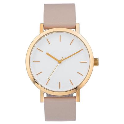 minimalist OEM sapphire glass watch case wrist watches men quartz
