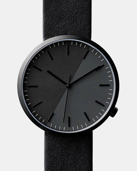 Stainless Steel Water Resistant Oem Customized Logo Minimalist Quartz Leather Watch Wrist for Men Women