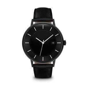 Private Label Watch Company Business Logo Custom Shenzhen Watch Manufacturer Men's Steel Watch