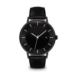 wholesale minimalist waterproof stainless steel designer custom logo oem wrist luxury case band quartz men watch