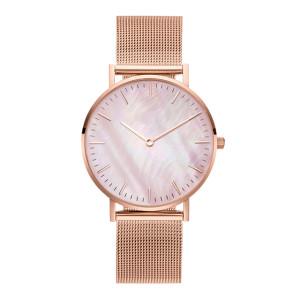 Fashion Stainless Steel Wrist Brand Your Own Logo Man Luxury Watch