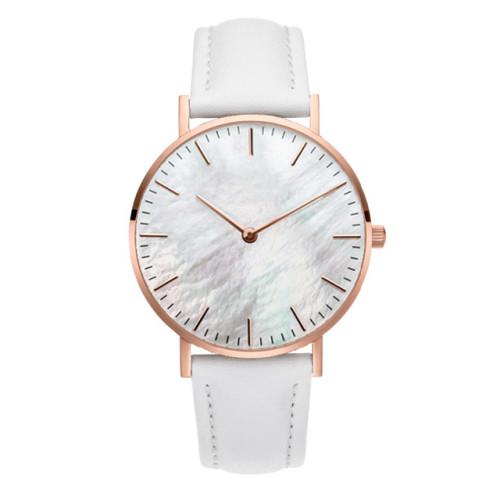 Luxury High Quality Fashion Classic 5Atm Simple Custom Logo Men Quartz Wrist Watch Oem No Minimum