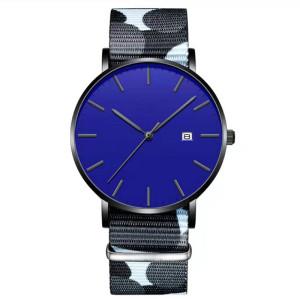 Classic Men Luxury Brand Watches Stainless Steel Minimalist Male Analog Clock Waterproof Quartz Men Wrist Watch