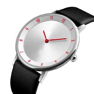 HAGANA 2021 Minimalist watch men luxury brand hot sale men quartz watches