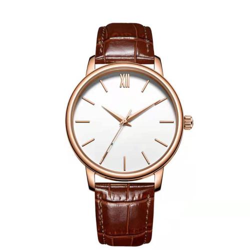 Hot Sale Luxury Custom OEM Minimalist Wrist Watch Couple Quartz wristwatch