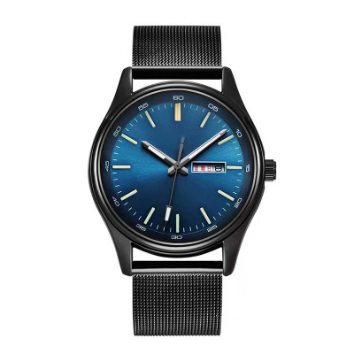 2021 new men's simple sports luminous waterproof watch