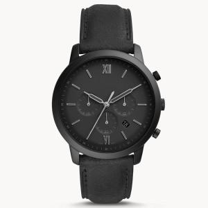 Summer new design leather strap waterproof luxury business quartz classical cool men's wrist watches