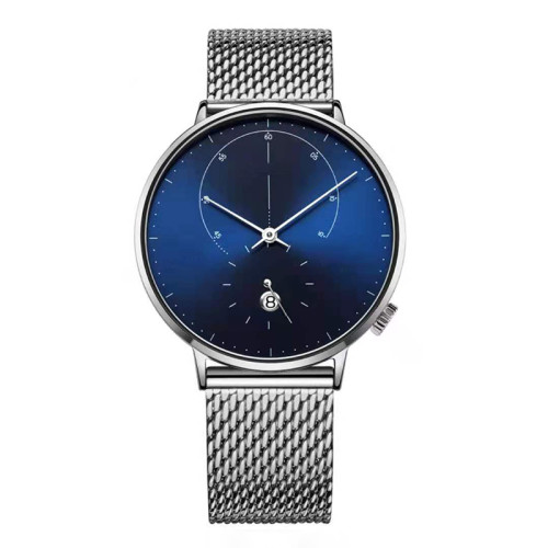 Summer new automatic mechanical stainless steel waterproof watch