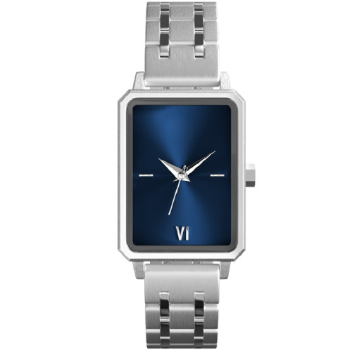 Highest-grade materials all stainless steel watch fashion women watches stainless steel chain link watch