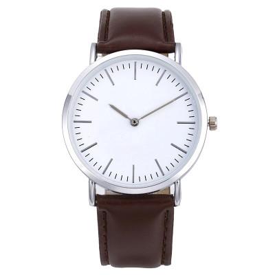 Hot sales men wrist luxury simple dile men wrist brand quartz watch