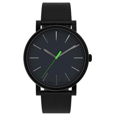 Super Luminous Wristwatch Stainless Steel Buckle Sapphire Glass Swiss movt Quartz Watch for men
