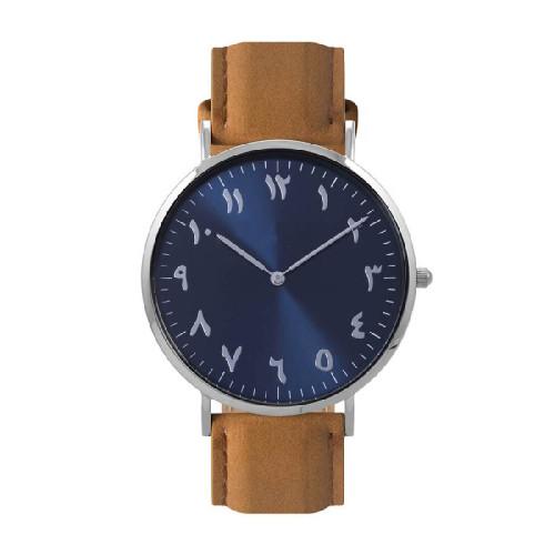 2021 Hot Trend Custom Islamic Muslim Arabic Wrist Quartz Watches Men