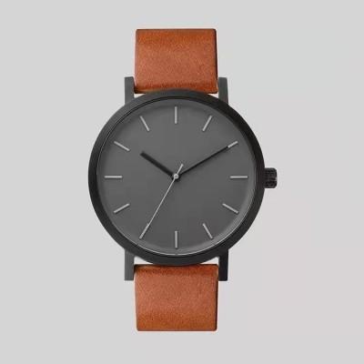 2021 New Fashion Brand Minimalist Watch Custom Logo Oem Movt Quartz Watch