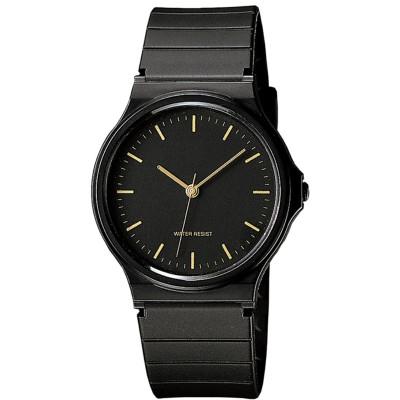 Custom Logo Soft Fashion Rubber Wrist Watch Men Quartz Simple Watch