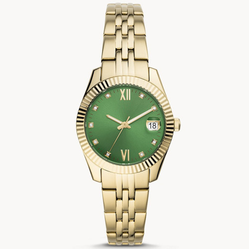 Good quality OEM luxury simple women wrist waterproof business quartz ladies watches