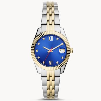 Luxury simple custom wrist waterproof quartz ladies watches