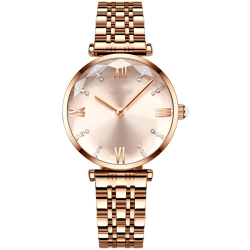 wholesale luxury quartz watches customized unisex waterproof men quartz watches