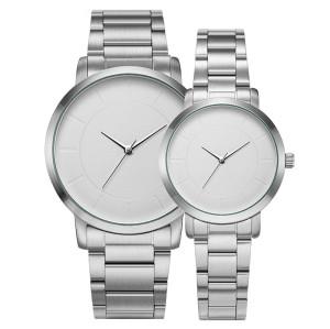 2020 Minimalist Men's Fashion Ultra Thin Watches Simple Men Business Stainless Steel Mesh Belt Quartz Watch