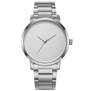 Custom New Design 316 Stainless Steel Japanese Miyota Quartz Movement Wrist Watch For Men