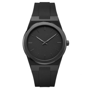 Wholesale Fashion Sports Quartz Watch Men Casual Silicone Men Watches