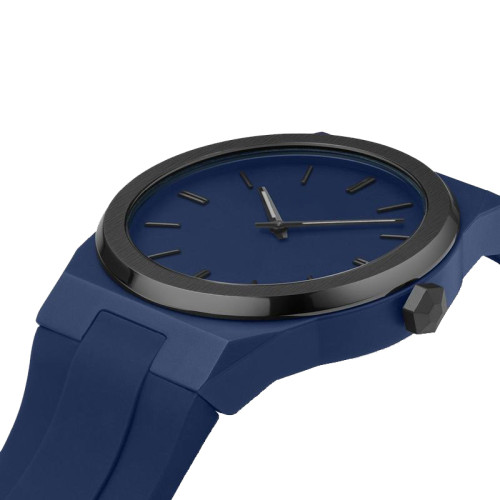 Japan Movement China Factory Handmade Water Resistant OEM Wholesale Silicone Watch Men