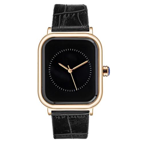 China factory wholesale trend design fashion square analog quartz watches