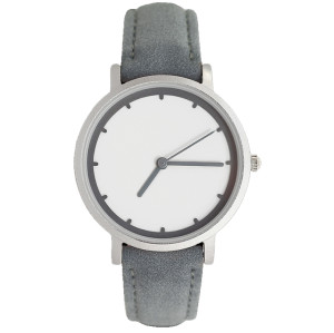 Factory Direct Sell OEM Leather Strap Trendy Women Quartz Simple Lovers Watches