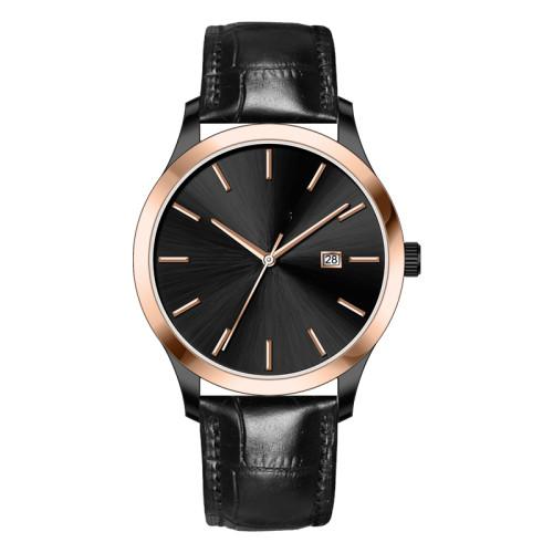 Custom Digital Watch Japanese Movement Waterproof Stainless Steel Quartz Watch