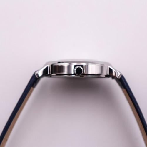New Luxury Vintage 24 Hours One Hand Watch Quartz Movement Watch For Men