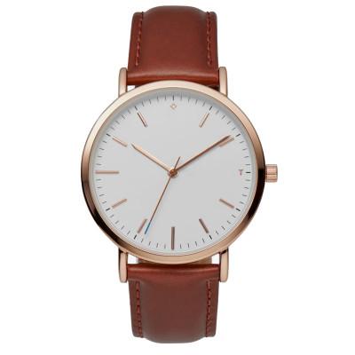 2021 New Minimalist Collection Classic Custom Logo Japan Movement Stainless Steel Quartz Watch