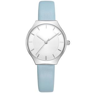 2021 Women's Luxury Elegant Watch Simple Dial Waterproof Quartz Ladies Watch