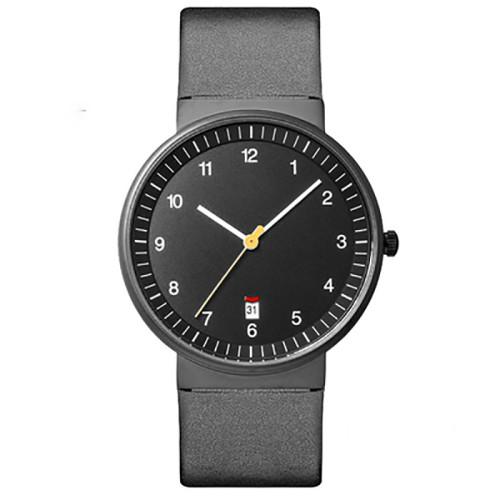 Hot sale simple waterproof classic stainless steel watch quartz watch