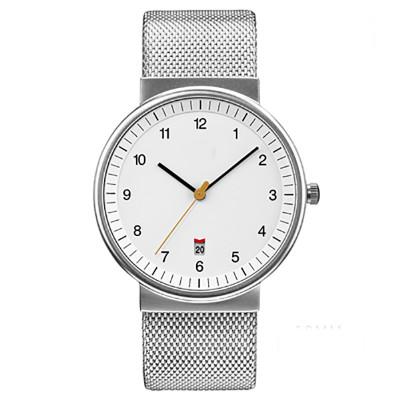 Factory price supplier direct sales waterproof classic stainless steel watch quartz watch